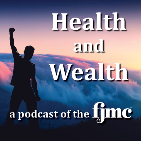 Health and Wealth podcast cover art