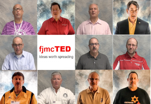 FJMC Leadership TED Talks Main Slide